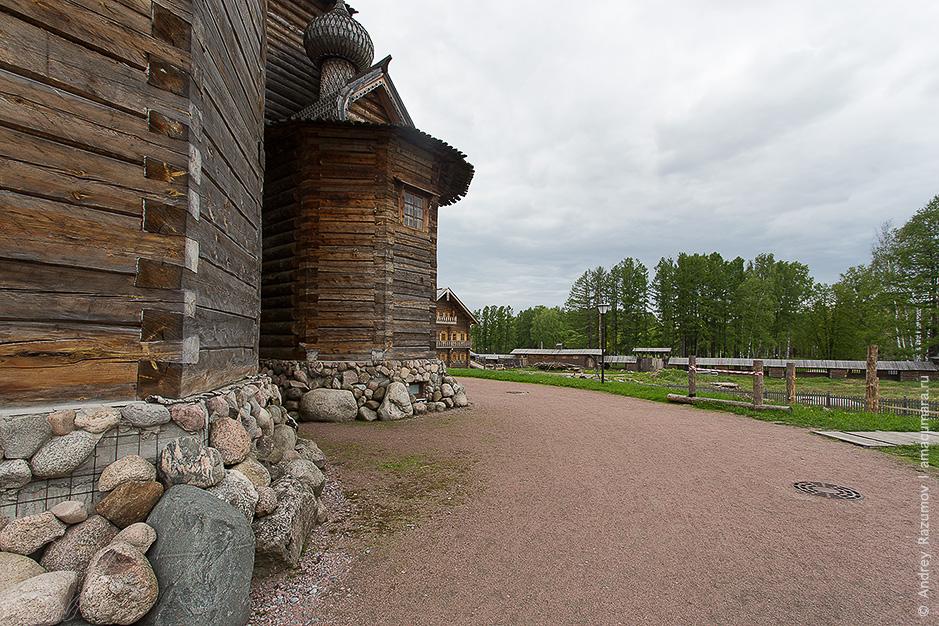 Этнографический Невский лесопарк