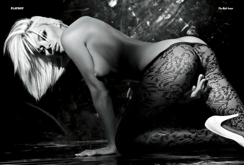 Лучшие попы журнала Playboy Special Collector's Edition   The Butt Issue january 2014 - Olga Savinskaya / Ольга Савинская (Украина)