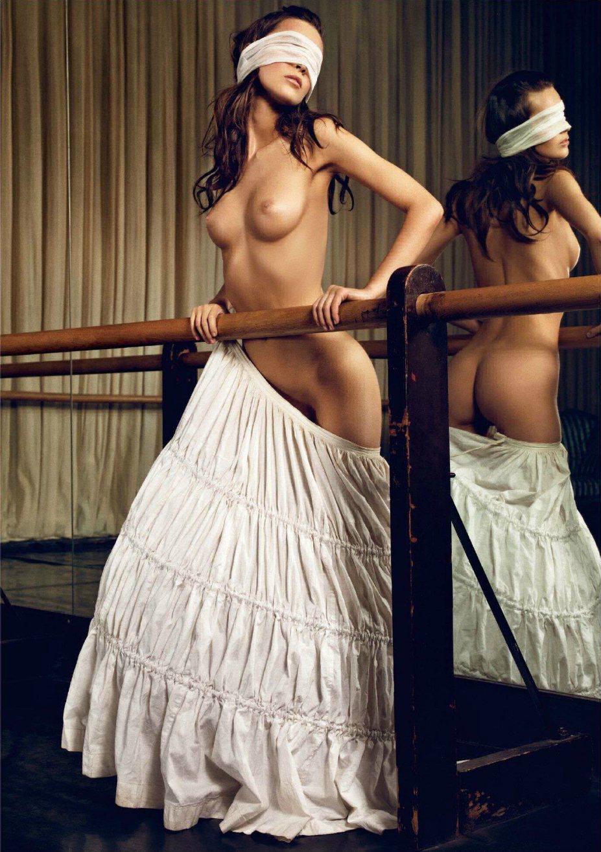 Лучшие попы журнала Playboy Special Collector's Edition   The Butt Issue january 2014 - Nina Bajerska (Польша)