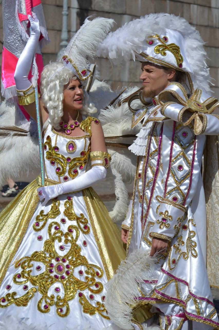 Король и королева карнавала