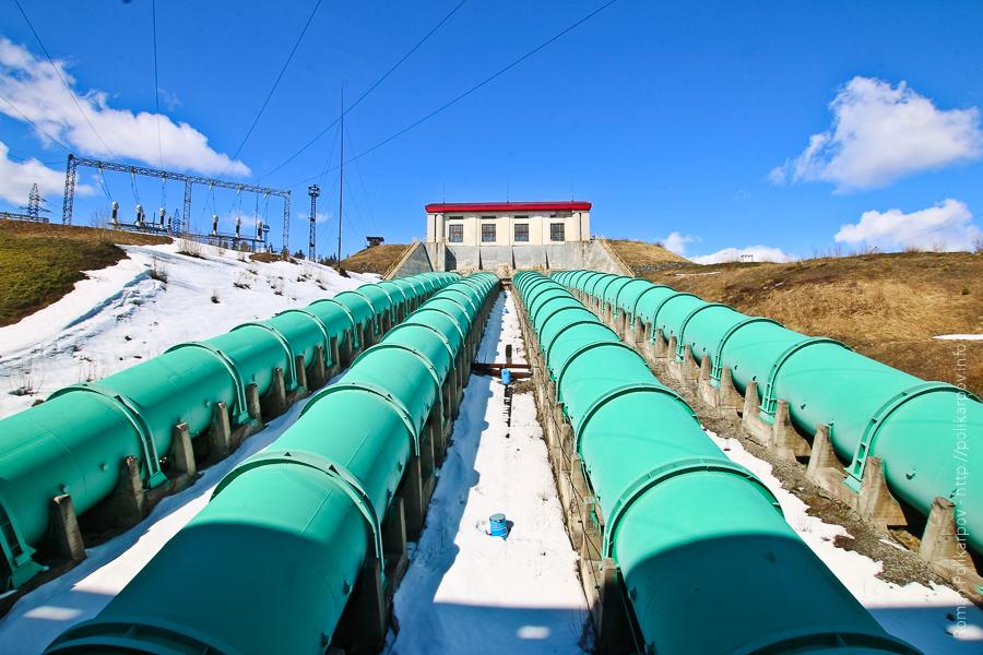 0 cc926 8685c84d orig Нива ГЭС 2   первая станция в Мурманской области