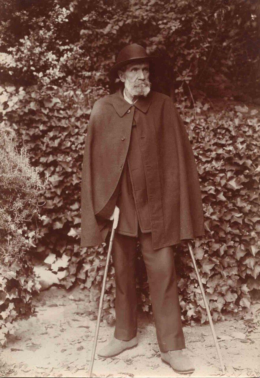 Феликс Бракемон (1833—1914), французский художник и гравёр