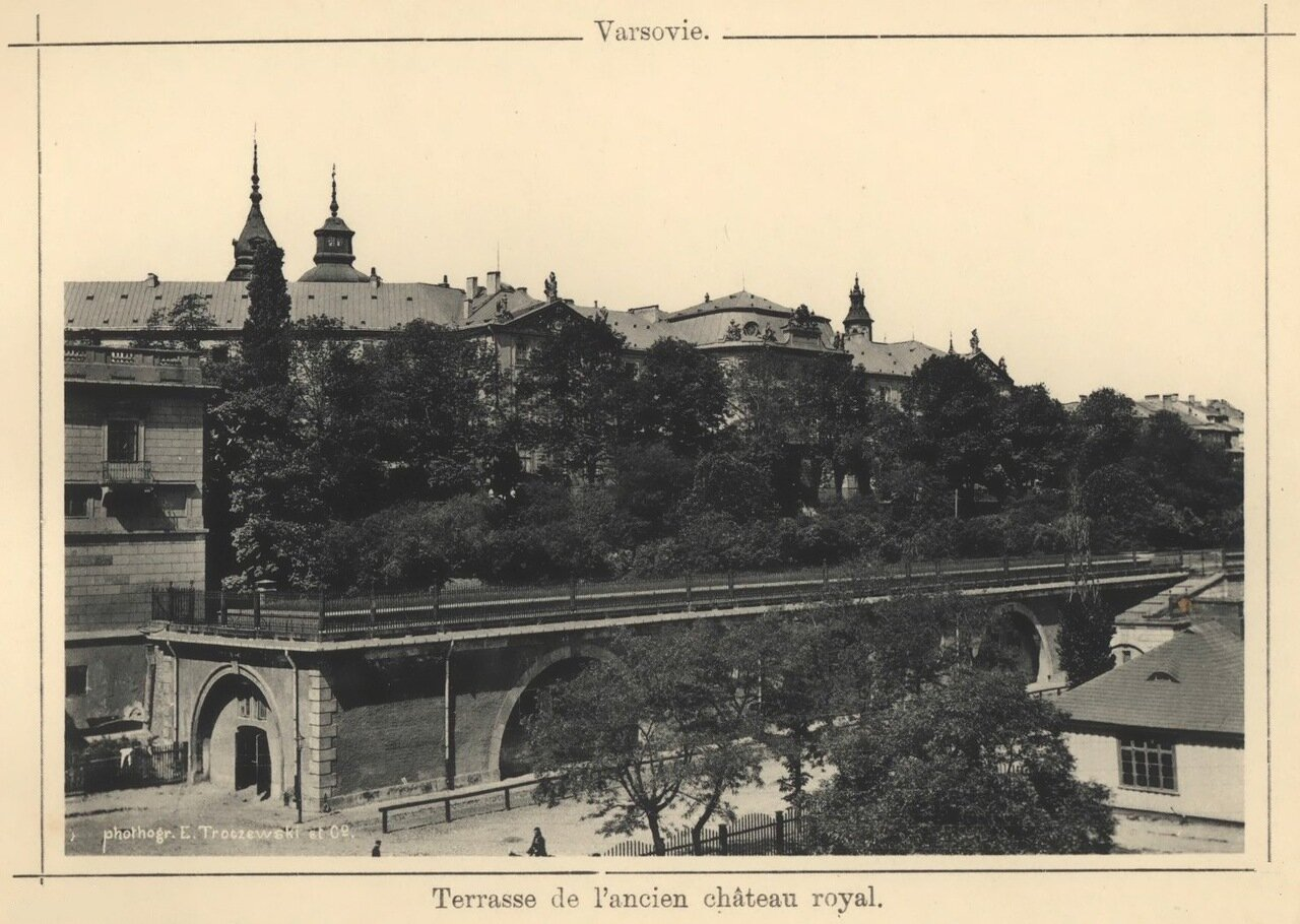Королевский замок. 1880-е.