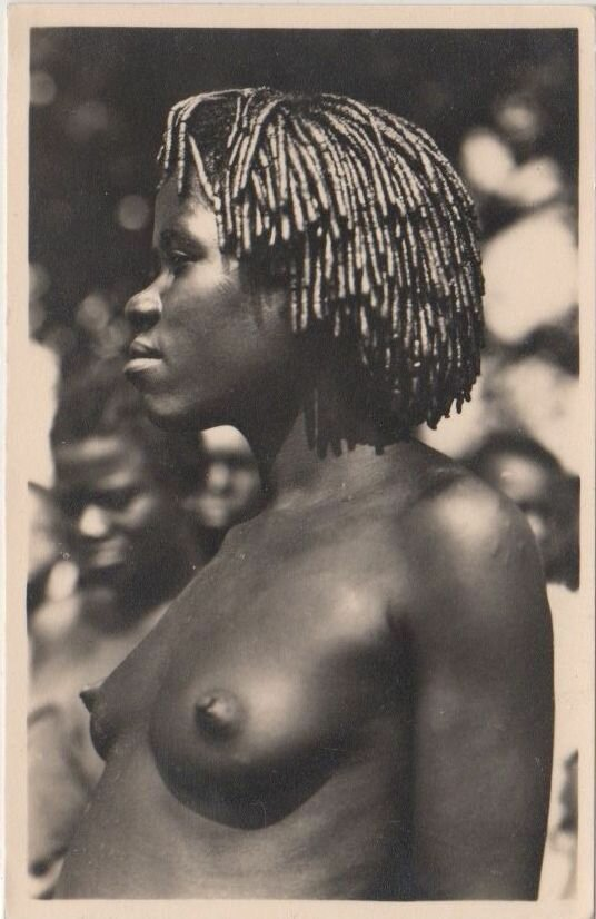 Девушка из Леопольдвилля, Бельгийское Конго