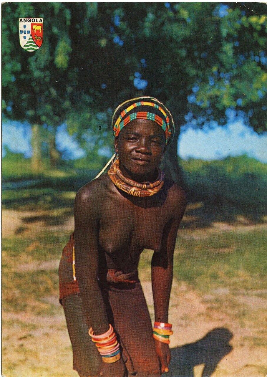 Девушка из провинции Уила, Ангола