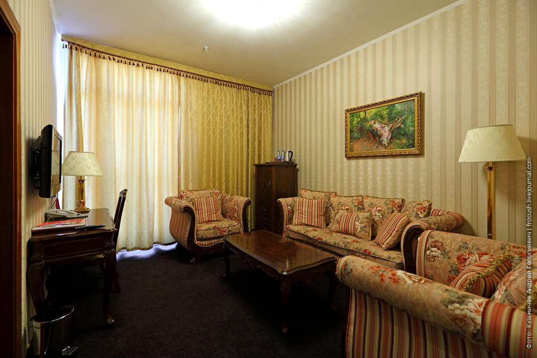 отель волжская ривьера в угличе гостиная номера люкс
