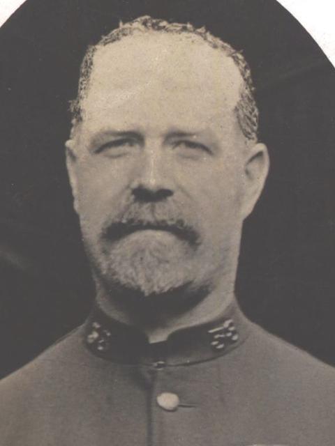 Sergeant Tucker