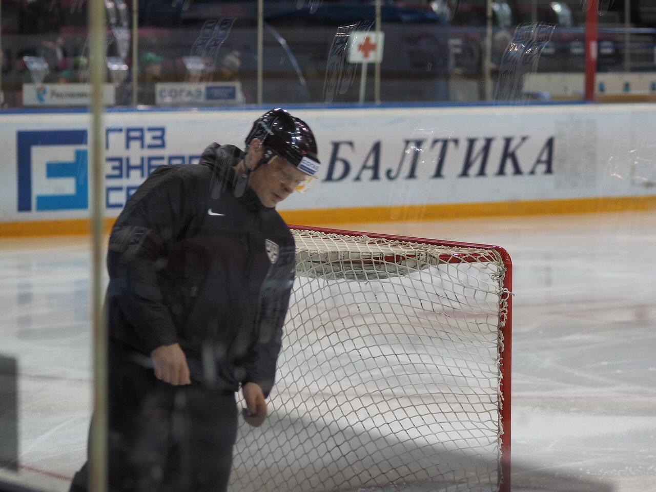 1Плей-офф 2016 Восток Финал Металлург - Салават Юлаев 23.03.2016