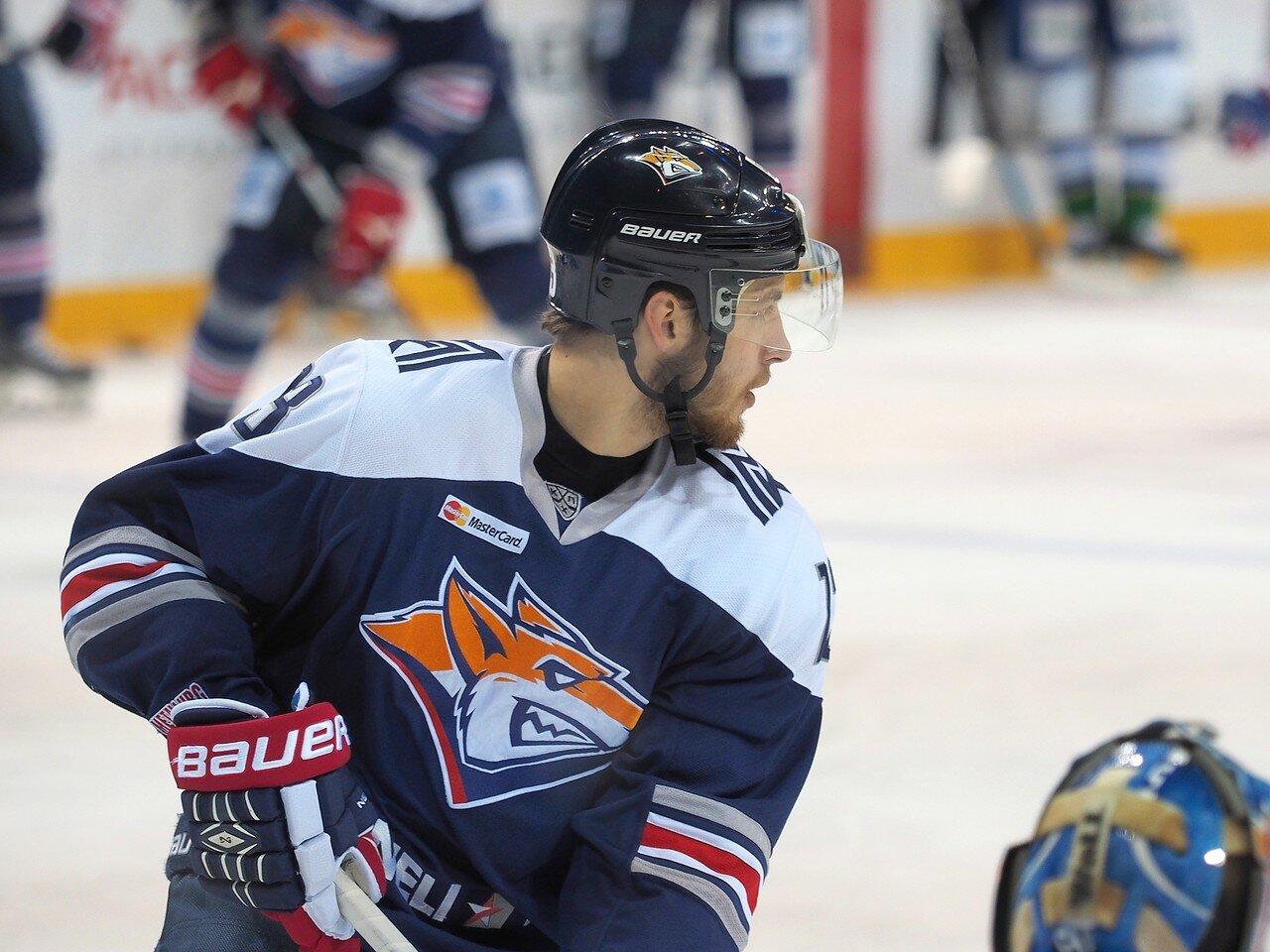 35Плей-офф 2016 Восток Финал Металлург - Салават Юлаев 23.03.2016