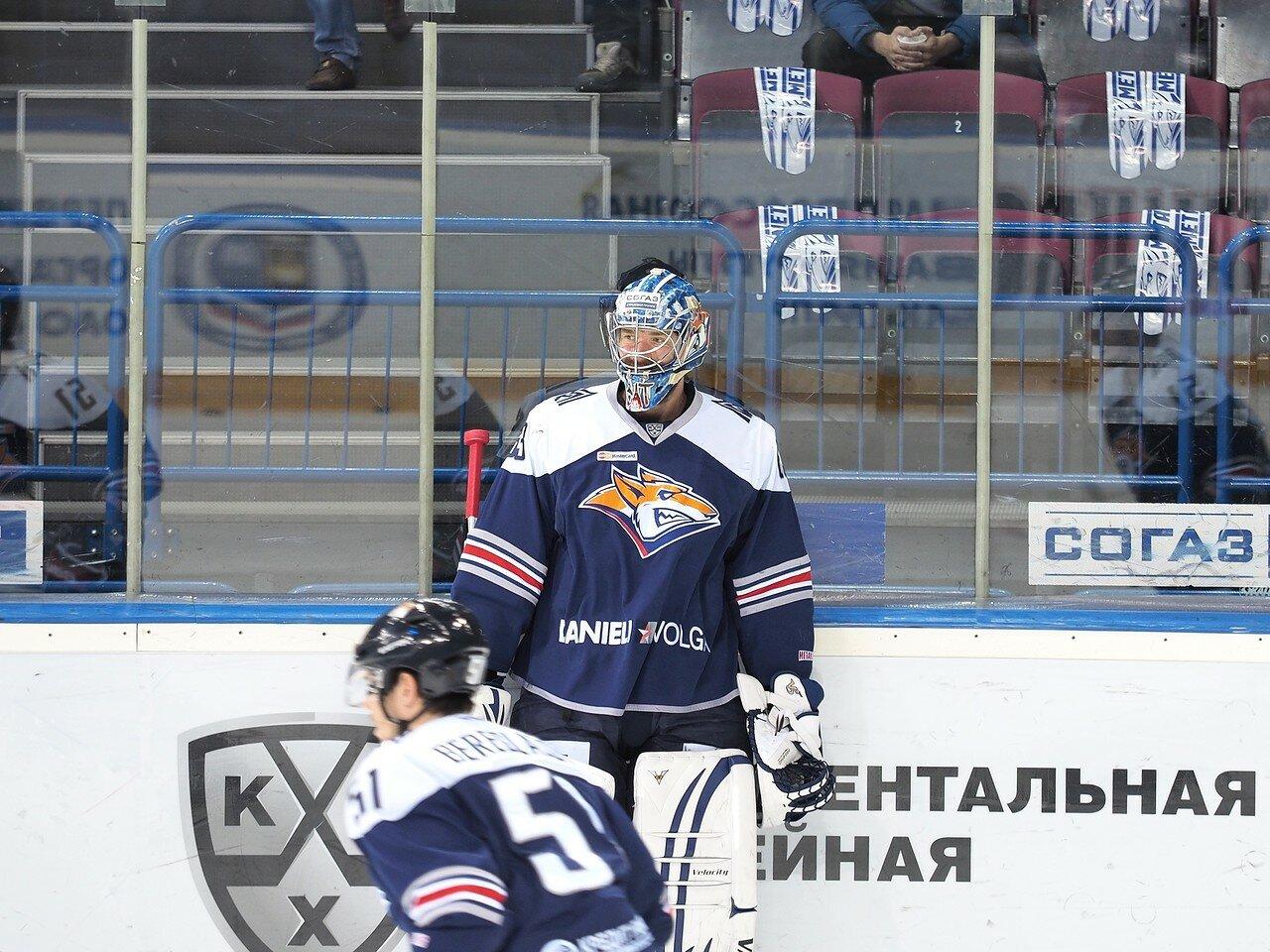 36Плей-офф 2016 Восток Финал Металлург - Салават Юлаев 23.03.2016