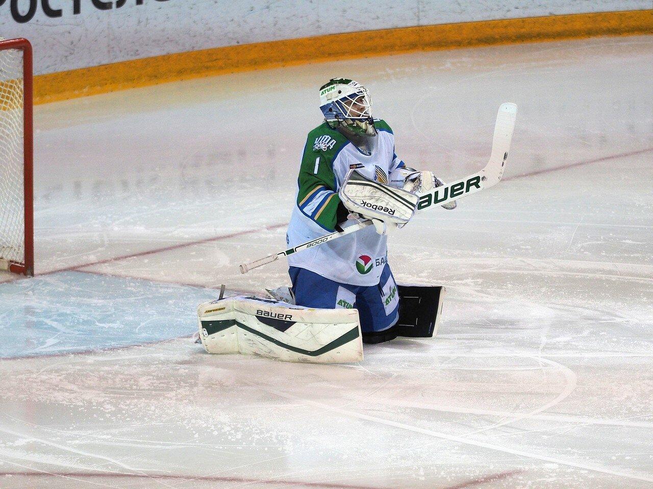 65Плей-офф 2016 Восток Финал Металлург - Салават Юлаев 23.03.2016