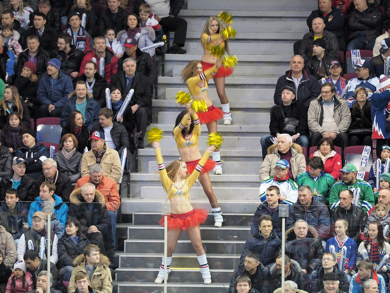 77Плей-офф 2016 Восток Финал Металлург - Салават Юлаев 23.03.2016
