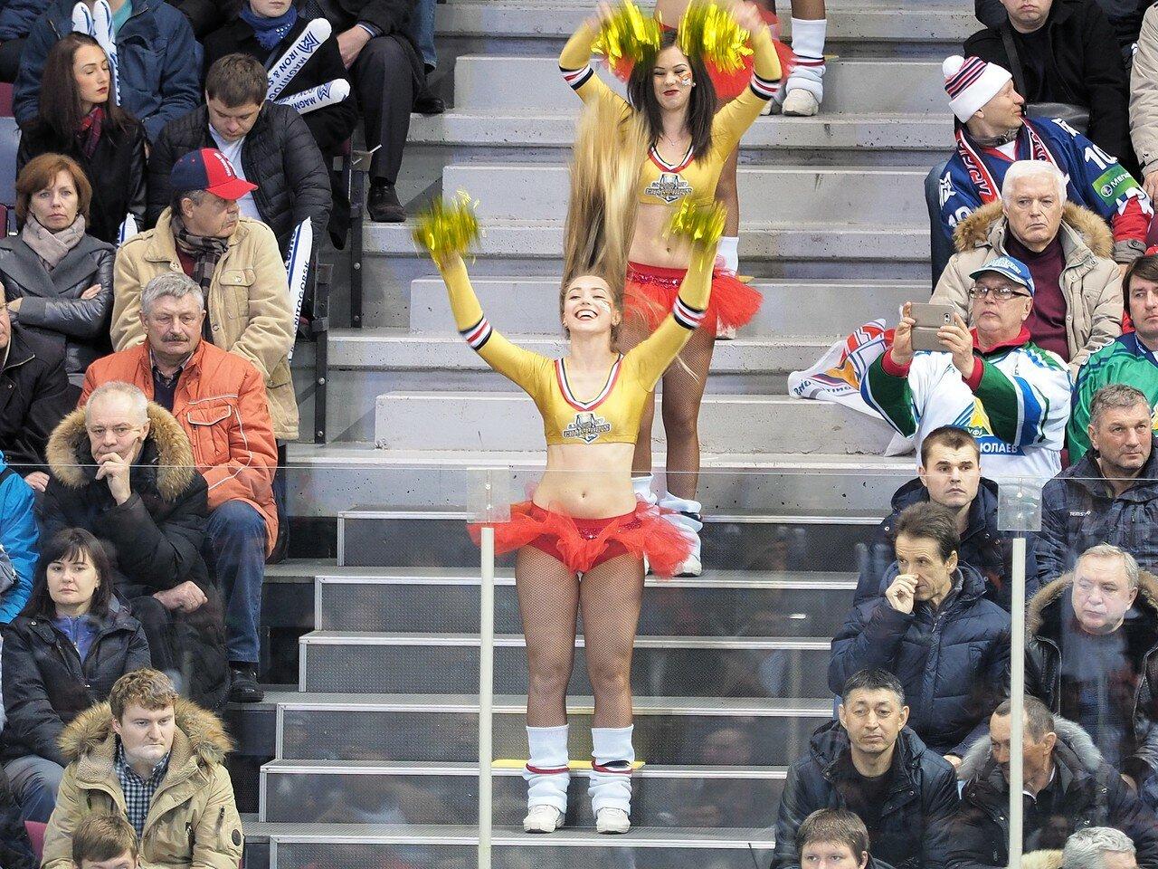 88Плей-офф 2016 Восток Финал Металлург - Салават Юлаев 23.03.2016