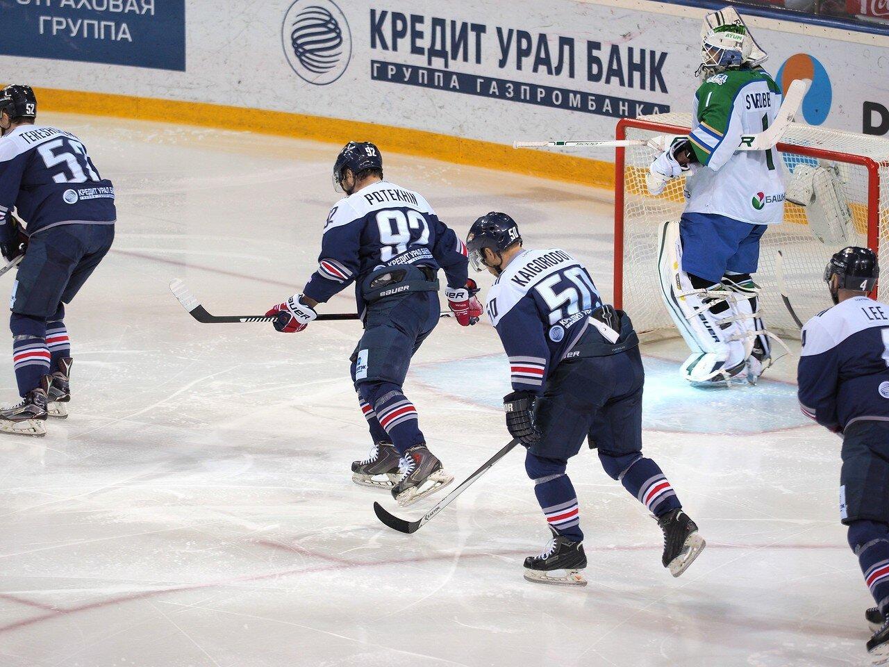 14Плей-офф 2016 Восток Финал Металлург - Салават Юлаев 25.03.2016