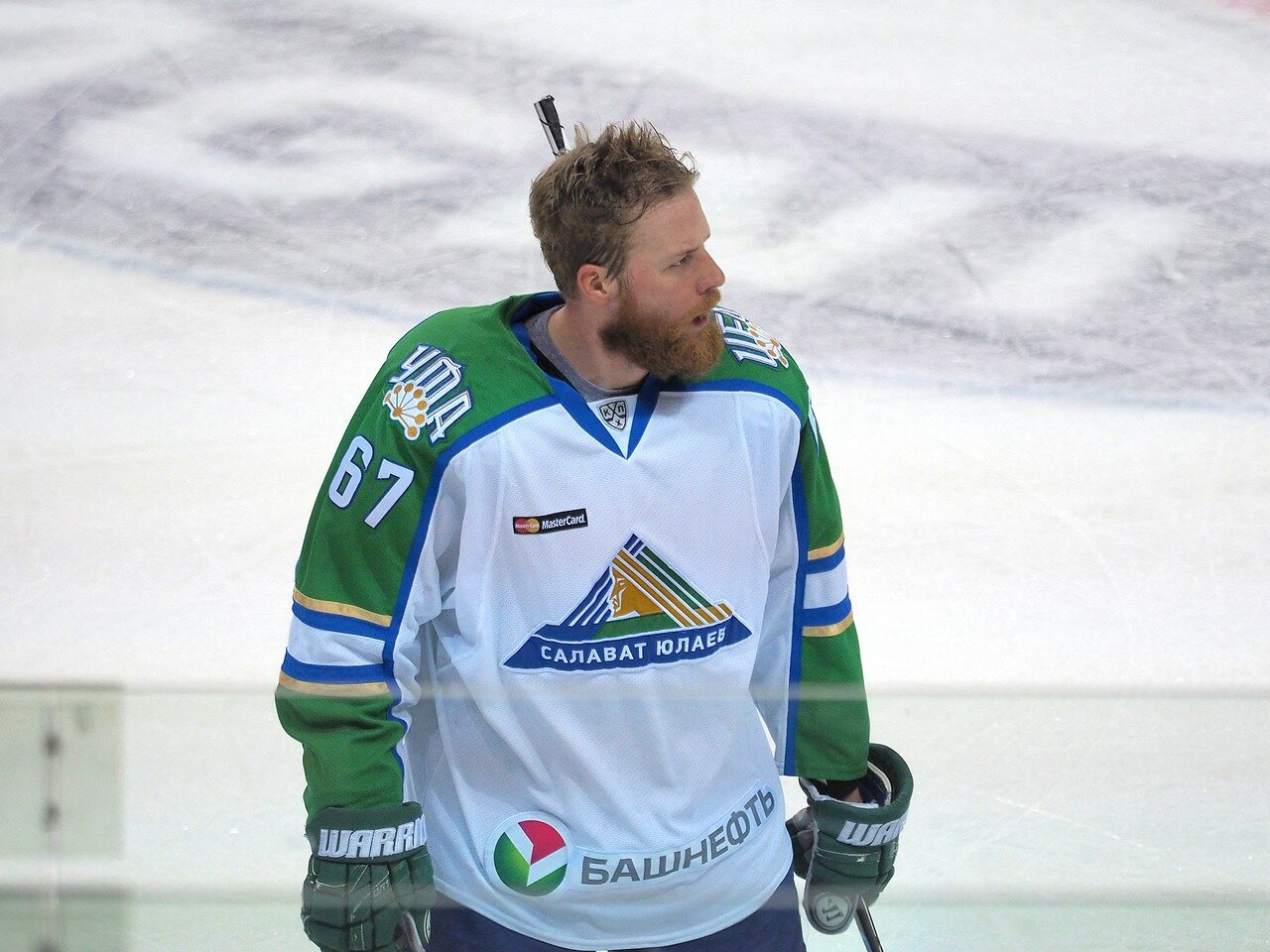 40Плей-офф 2016 Восток Финал Металлург - Салават Юлаев 25.03.2016