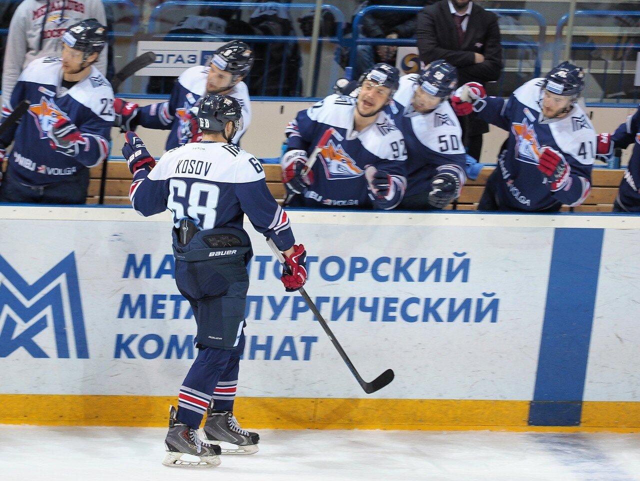 61Плей-офф 2016 Восток Финал Металлург - Салават Юлаев 25.03.2016