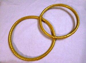 Свадебные кольца на машину. Мастер-класс  0_1324e7_d7f971c4_M
