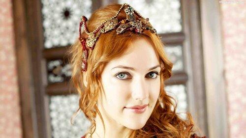 Звезда «Великолепного века» Мерьем Узерли скоро выйдет замуж