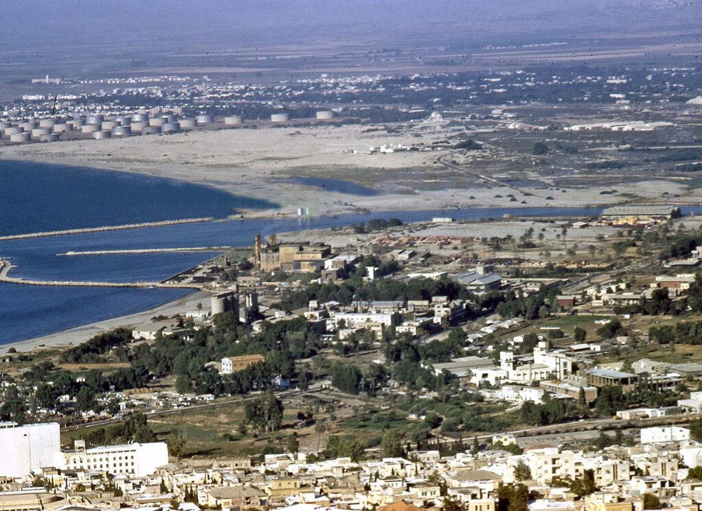 1950-е Израиль Хайфа.JPG