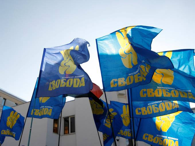 Одесские патриоты помешали проведению незаконных общественных слушаний