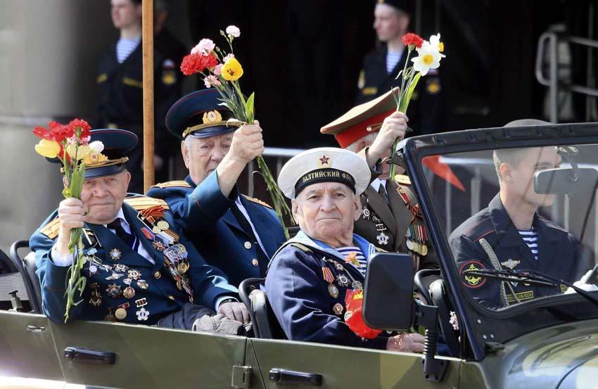 День Победы Ветераны Фото