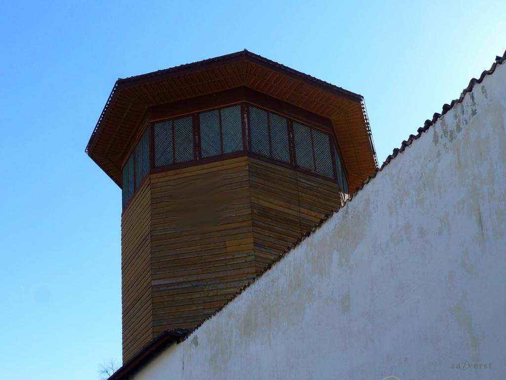 Бахчисарайсуий дворец, Соколиная башня