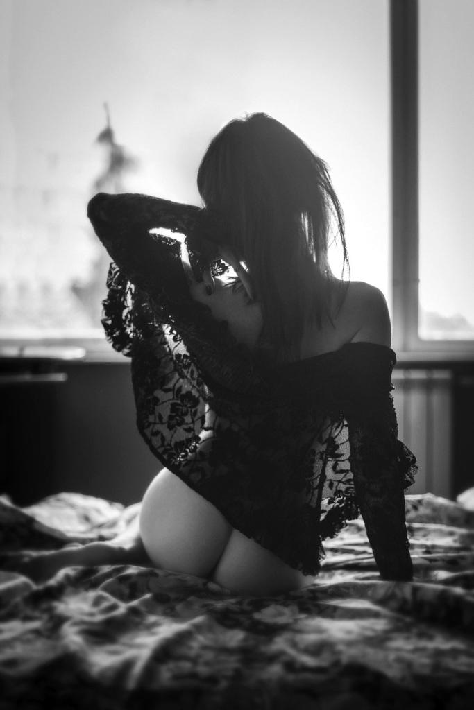 черные девушки еротическое фото
