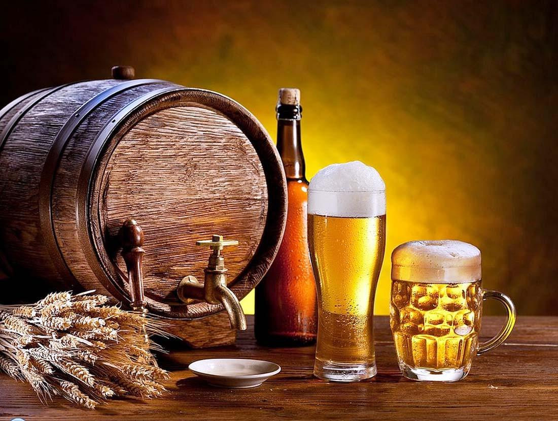 Поздравляем с Днём пивовара! Поздравляем!