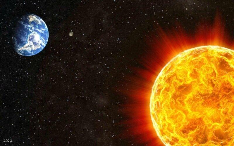 Южный и северный магнитные пояса Солнца