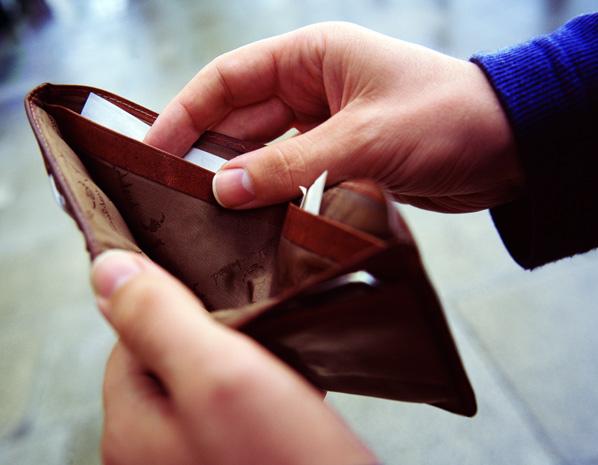 6. Что делать, если нет наличных? Даже если вы рассчитываетесь кредиткой, хорошо иметь с собой немно