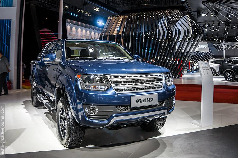 10. SAIC Maxus T60 с мотором 2.8TD стоимость примерно 800 000 ?1 700 000 рублей. SAIC Motor — к