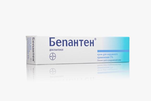 Действующее вещество препарата— это пантотеновая кислота, онаже — знакомый нам провитамин В5.