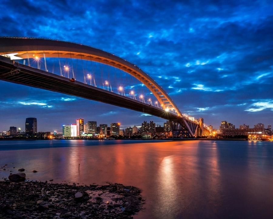 16. Мост Лупу, Китай