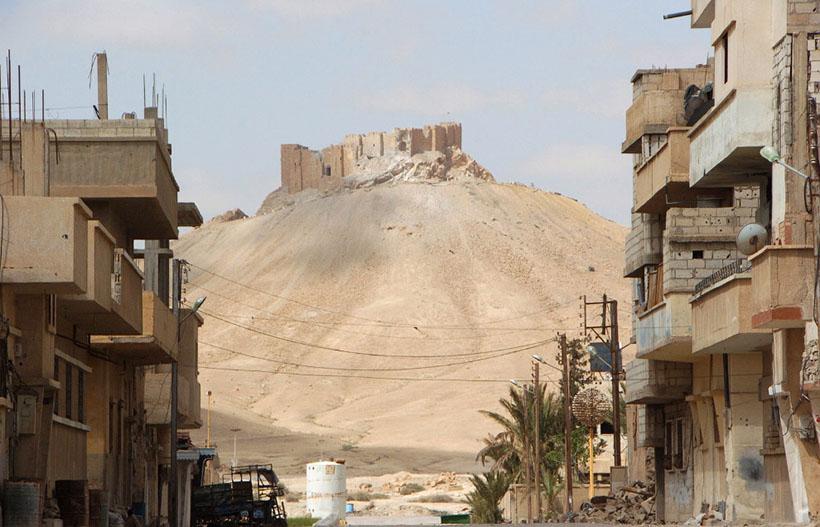Глава генерального директората древностей и музеев Сирии подтвердил, что самые известные памятники П