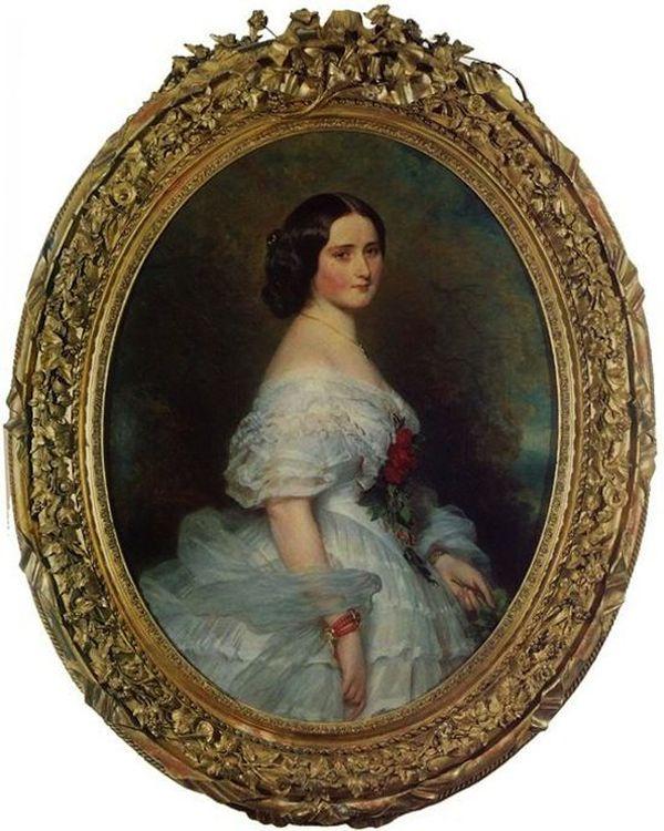 2. Анна Бургундская стала первой женщиной, получившей на свадьбу обручальное кольцо с бриллиантом. О