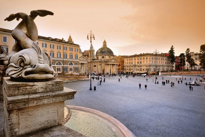 Главные площади Рима фото 5