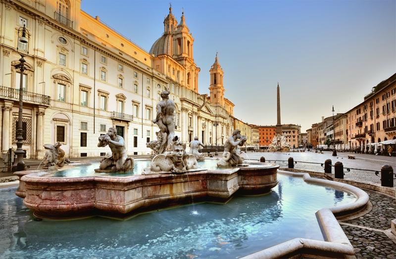 Главные площади Рима фото 9