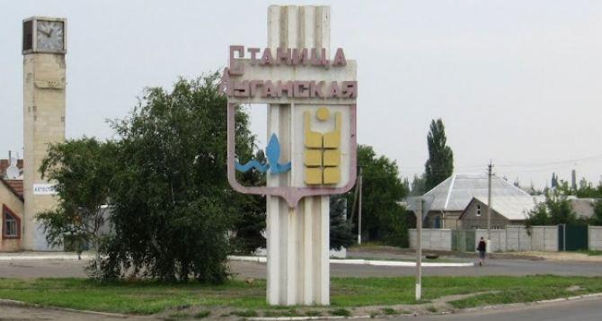 Боевики обстреляли изгранатометов пункт пропуска «Станица Луганская»