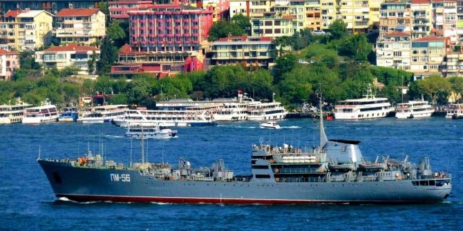 Российская Федерация может расположить вСирии атомные боевые корабли