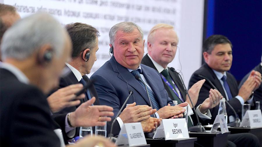 «Роснефть» планирует заключить договор попродажеВР газа с2019 года