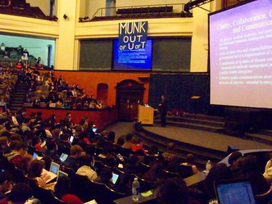Блог биохимика в Торонто