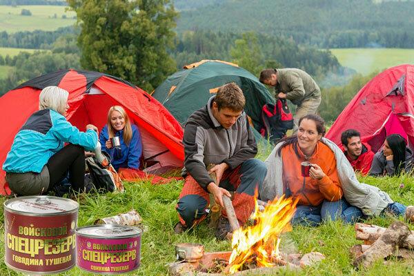 Тушенка оптом по цене производителя Арго – доступный продукт для питания туристов