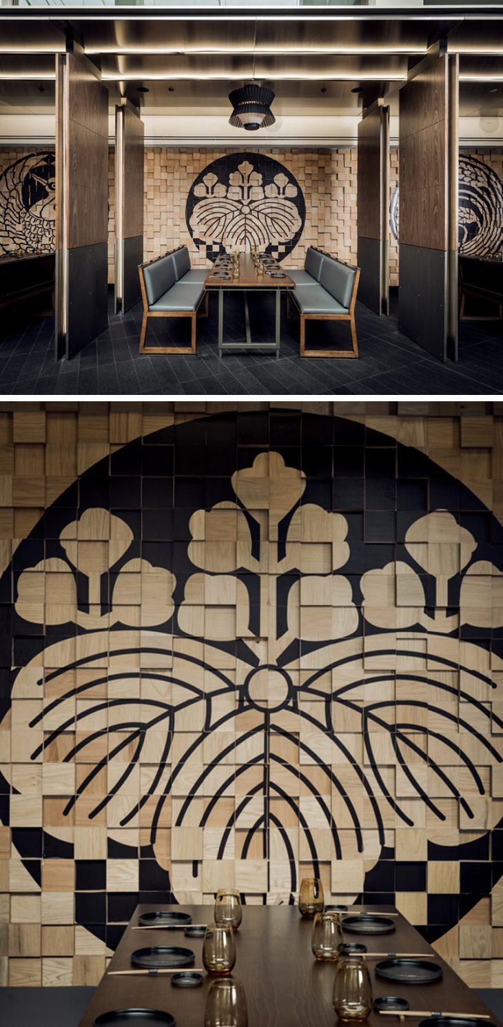 Kiyomi Restaurant by Luchetti Krelle