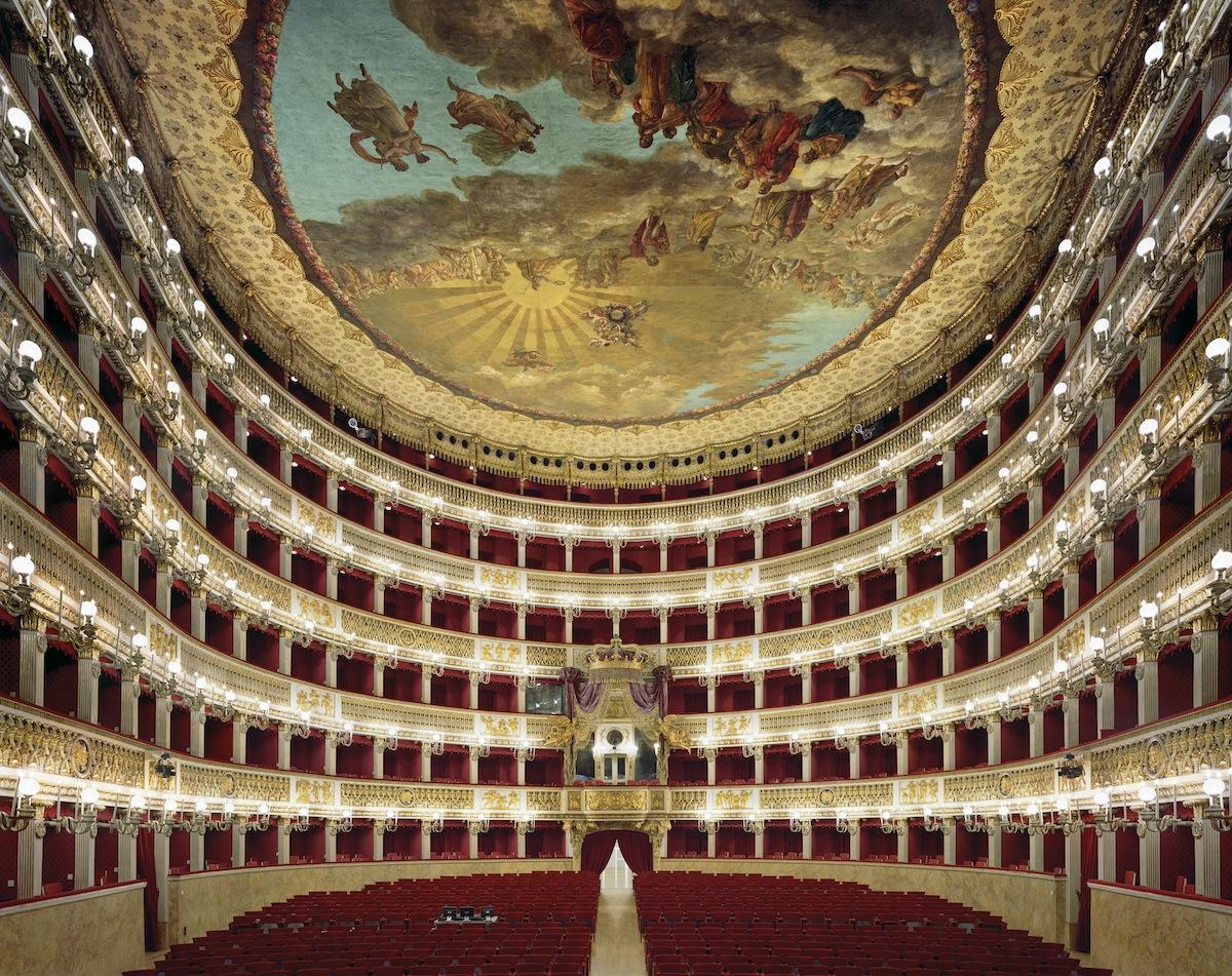 Teatro di San Carlo NAPLES, ITALY, 2009