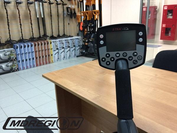 Отличное предложение!!!!!!minelab e-trac pro!!!!! мдрегион /.