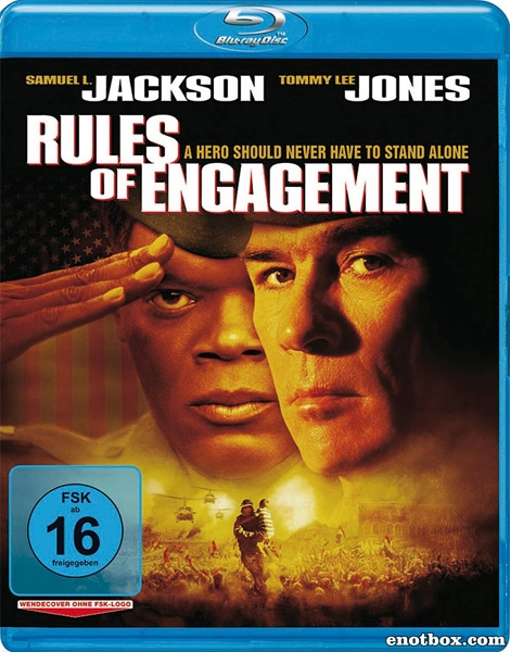 Правила боя / Rules of Engagement (2000/BDRip/HDRip)