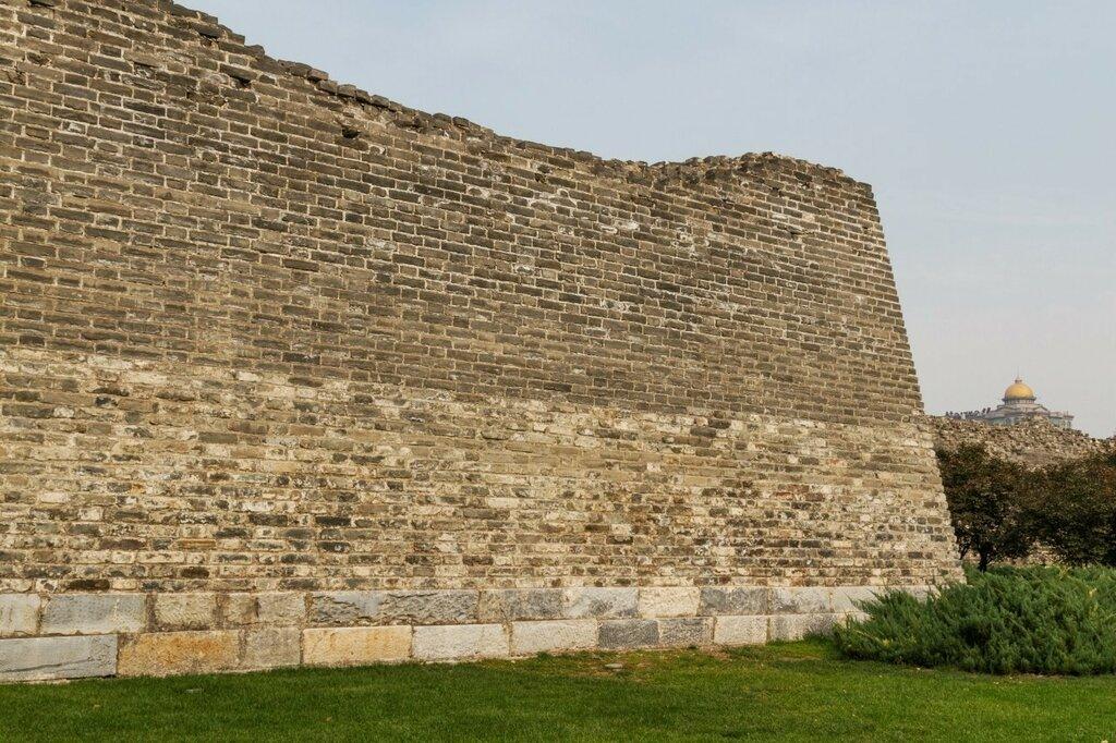 Стена эпохи Мин, Пекин