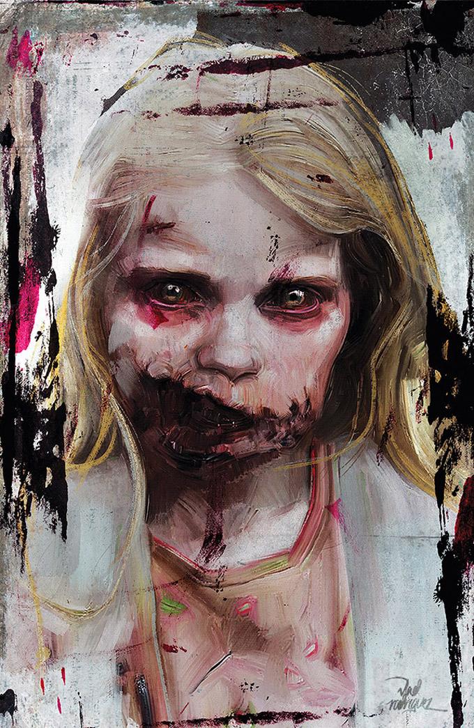 A arte de Vlad Rodriguez