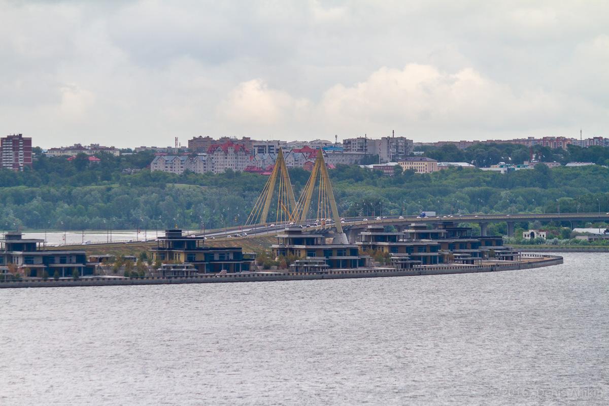 Казань с крыши Казана 9