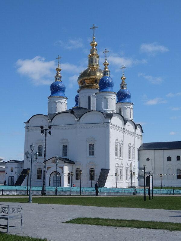 Тобольский Кремль - Софийско-Успенский собор